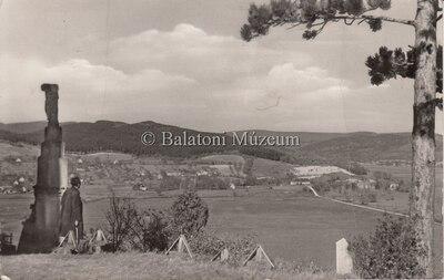 Balatongyörök Kilátás a Szt. Mihály dombról
