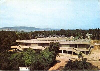 Zánka. Balatoni Úttörőváros