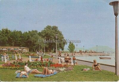 Balatongyörök Strand