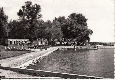 Balatongyörök Balaton part