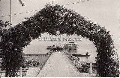 Balatongyörök Móló