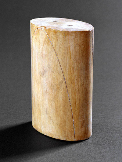 Kubische Ellipse auf einem elliptischen Zylinder