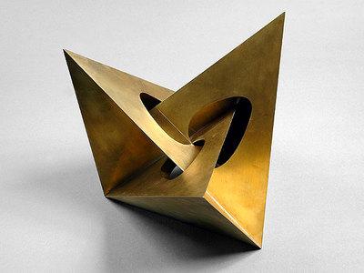 Minimales polyedrisches Modell der Boyschen Fläche (Version 2)