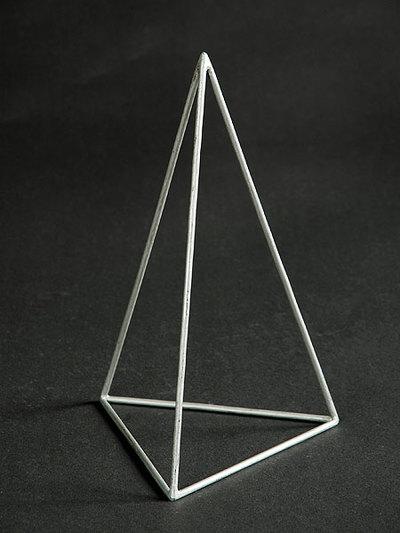 Dreieckspyramide (Kantenmodell)