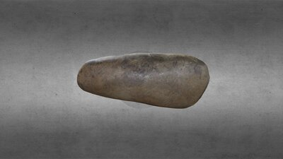 Neolithic, Ground and Polished Axe, HCA 122