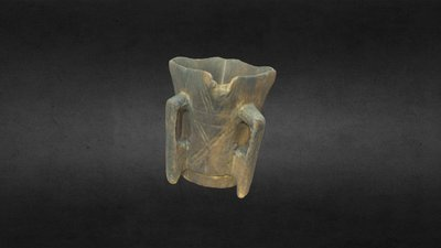 Medieval Irish, Communal Drinking Cup or Mether, HCM 223