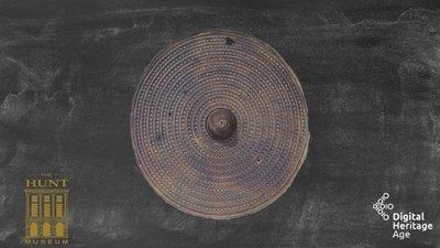Late Bronze Age, Yetholm Shield, HCA 457