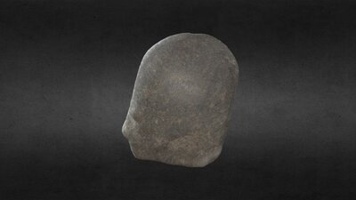 Neolithic, Ground and Polished Stone Axe, HCA 124