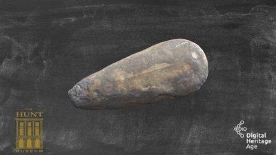 Neolithic, Ground Stone Axe, HCA 145