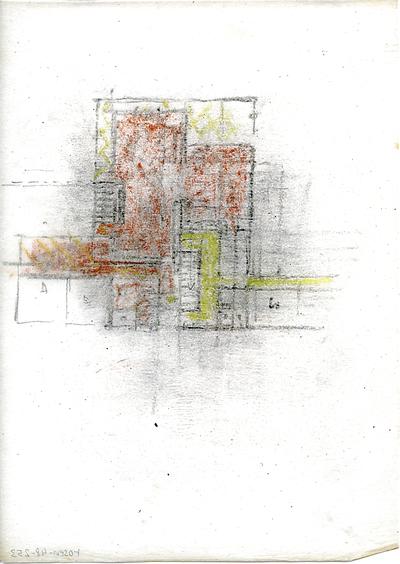 Rosenbauer, Gregor; Häuser, Wohnanlagen und Hallen - Wohnhaus (Grundriss)