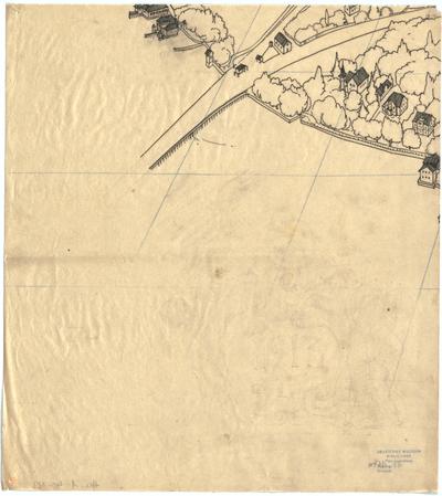 Thiersch, Friedrich von; Lindau / Bodensee - Aeschach; Ev. Kirche - Vogelperspektive