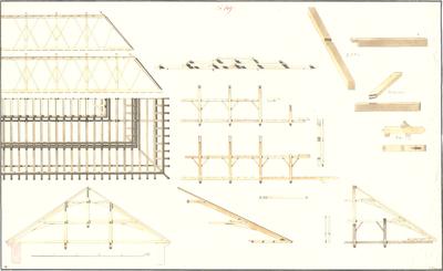 Omnia Projekt Dachstuhlkonstruktion