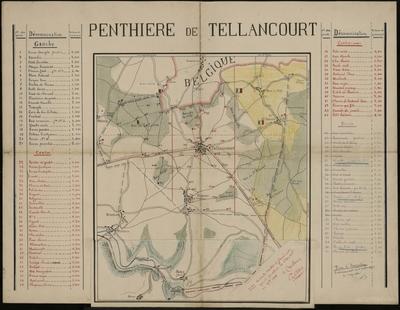 Penthière de Tellancourt