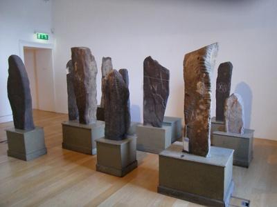 Ogham Stone, Rathmalode (I), Co. Kerry, Ireland. (3D Model)