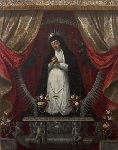 Virgen de la Paloma