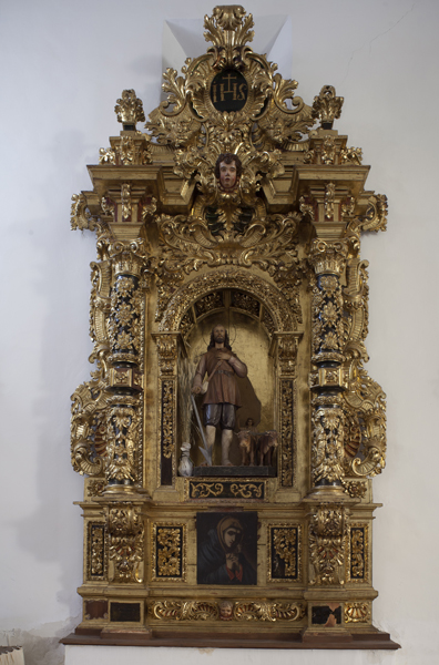 Retablo de S. Isidro