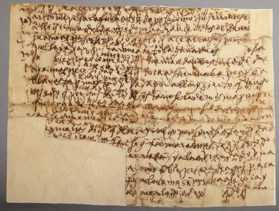 Carta Nº 96 de Sta. Teresa