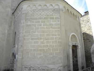 Mur sud-est