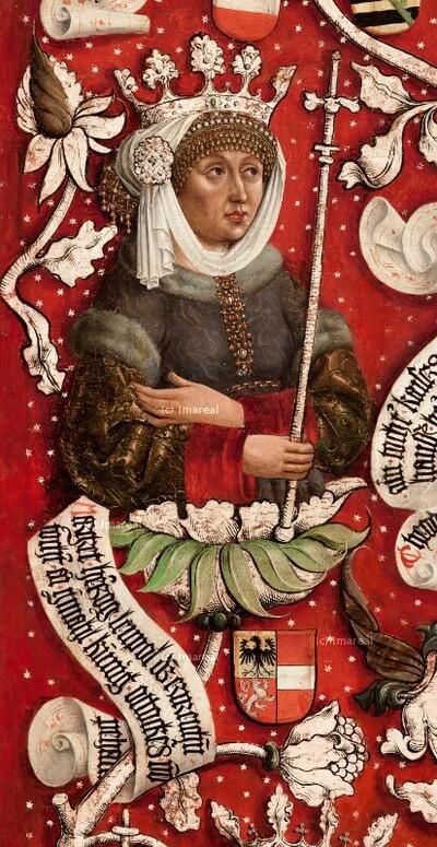 Margarete, Tochter Leopolds VI. des Ehrenreichen