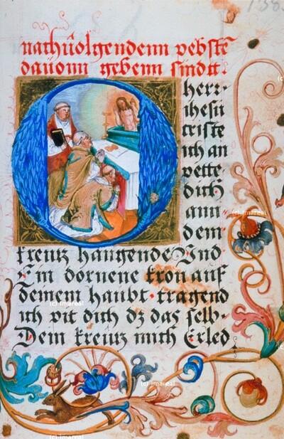 Messe des Hl. Gregor