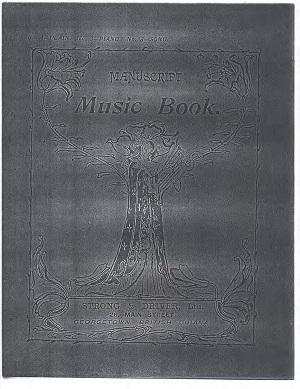 Manuscript: Music Book