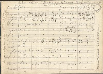Sinfonia nell' op: Medea