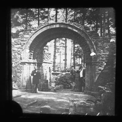 St. Saviours Priory, Glendalough, Co. Wicklow