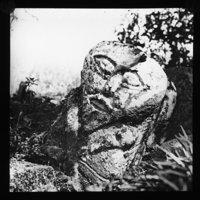 Stone Figure, Boa Island, Co. Fermanagh, Northern Ireland