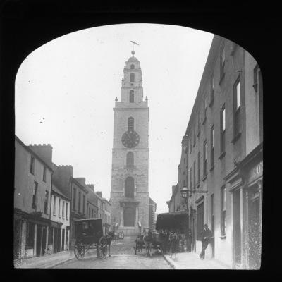Shandon's Steeple, St. Anne's Church, Cork City, Co. Cork, Ireland