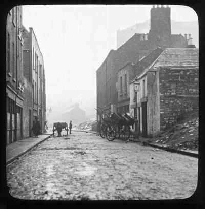 Street view, Dublin City, Co. Dublin, Ireland