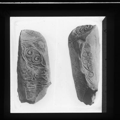 La Tene Stone, Mullaghmast, Ballitore, Co. Kildare