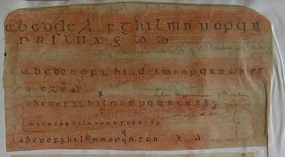 book of kells; book of Durrow; Liber Hymnorum;