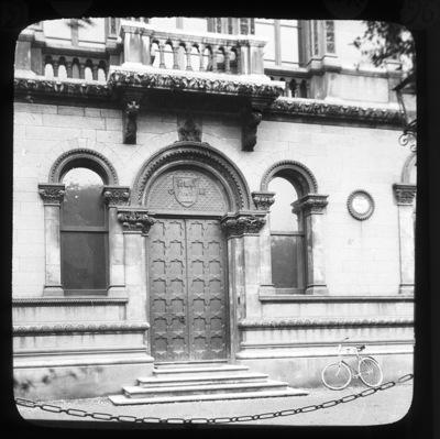 Museum Building, Trinity College Dublin, Ireland