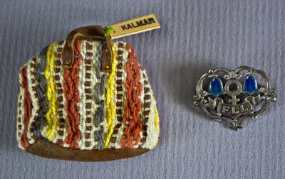 Minnesbrosch av silver, FLL (Faluns länslasarett)