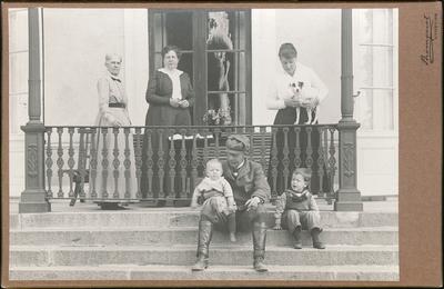 Familjen von Celsing 1917