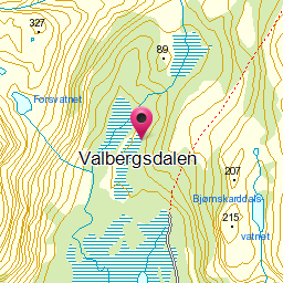 Valbergsdalen