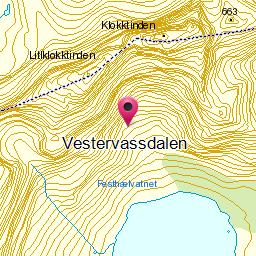 Vestervassdalen