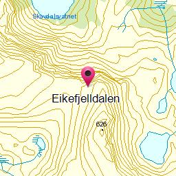 Eikefjelldalen
