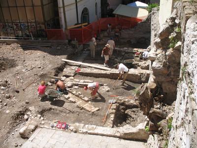 Tarsatički principij: arheološka istraživanja 2007.