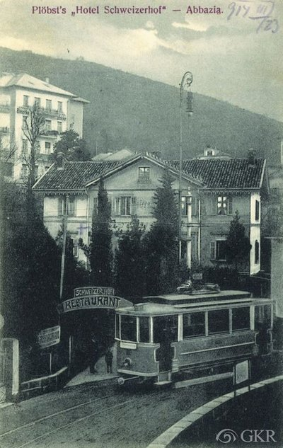 Plöbst's Hotel Schweizerhof - Abbazia