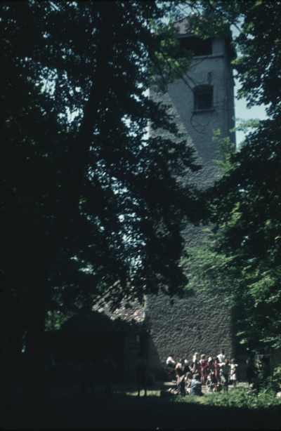 Maisprach, Aussichtsturm auf dem Sonnenberg