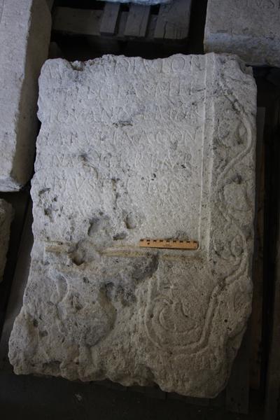 epitaph of Aurelius Adiutor