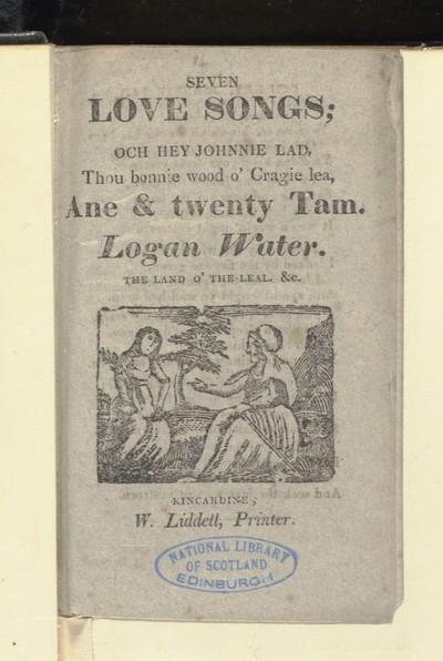 Seven love songs