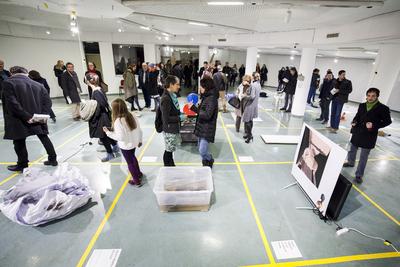 Pixxelpoint International Festival of Contemporary Art Practices 2015 Photo Matej Vidmar