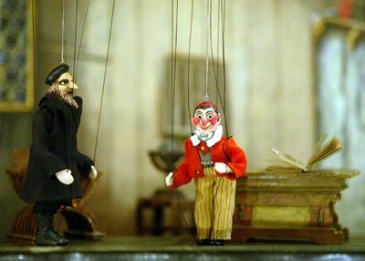 Ljubljana Puppet Theatre 2005 Doktor Faust