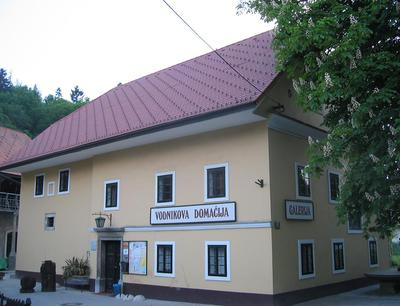 Vodnik Homestead 2006