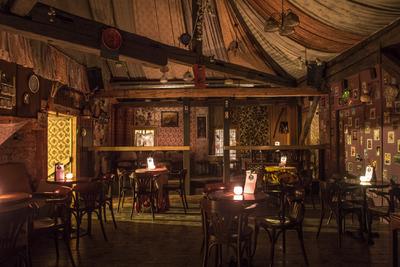 Zlati zob Ethno Club 2013 interior 04