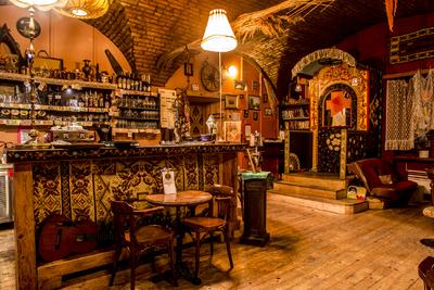 Zlati zob Ethno Club 2013 interior 02