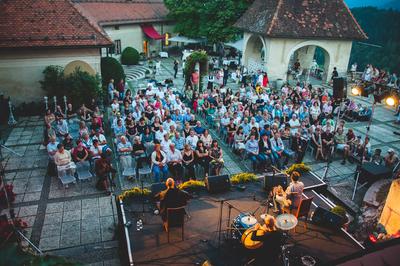 Okarina Festival Bled 2016 Sirventes at Bled Castle