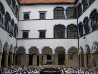 Sevnica Castle 2008